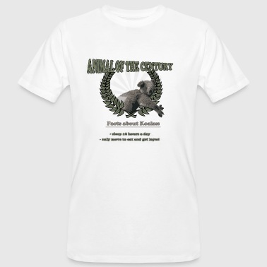 ANIMAL OF THE CENTURY - Men's Organic T-shirt