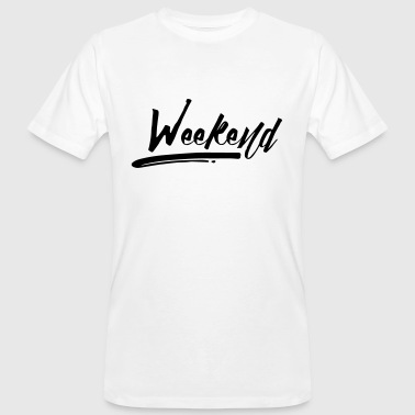 WEEKEND - Mannen Bio-T-shirt