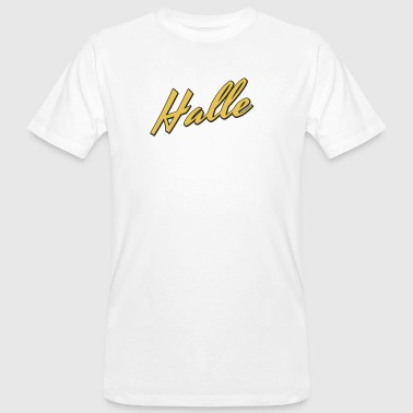 Hall - Men's Organic T-Shirt