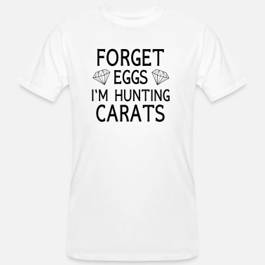 Carat Funny Easter Hunt Carats Family Gift - Men's Organic T-Shirt