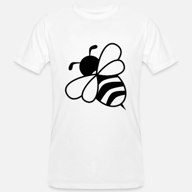 Bee bee - Men's Organic T-Shirt