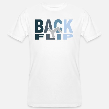 Backflip BackFlip - Men's Organic T-Shirt