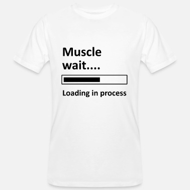 Muscles Motivation muscle - T-shirt bio Homme