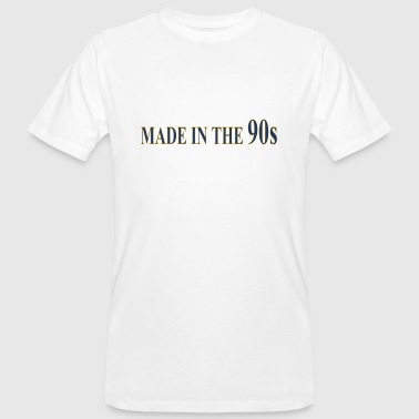 90s Made Made in the 90s - Men's Organic T-Shirt