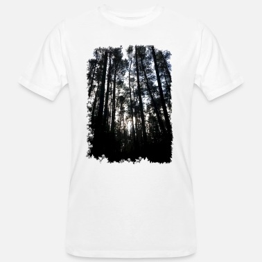 Woods Alfon's Wood - Männer Bio-T-Shirt