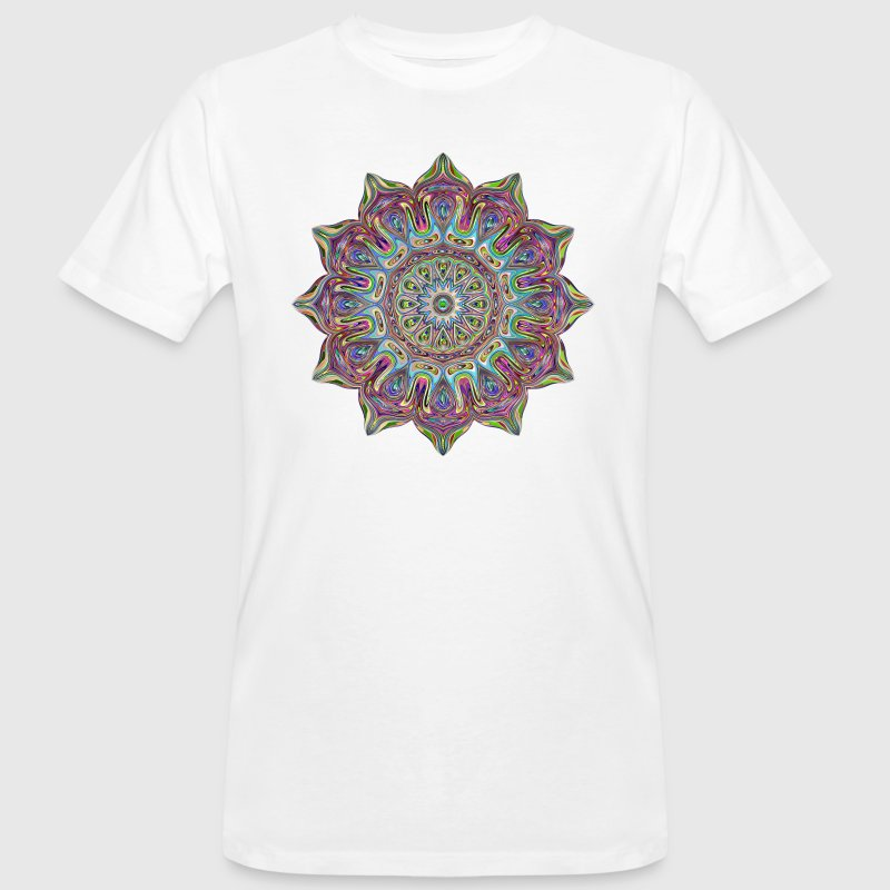mandala rosace flower T-Shirt | Spreadshirt