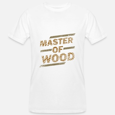 Masters At Work Joiner construction master work gift - Men's Organic T-Shirt