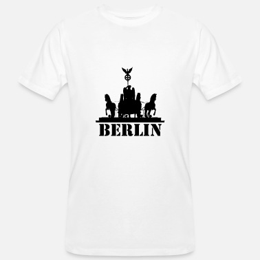 Landmark Berlin landmark - Men's Organic T-Shirt