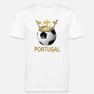 a8d3291bcff9 Portugal Football Game Bundesliga European Championship World Cup Sport  Cool - Men's Organic T-Shirt