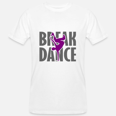 Bboying Breakdance Breakdancer Breakdancing Streetdance - Ekologisk T-shirt herr