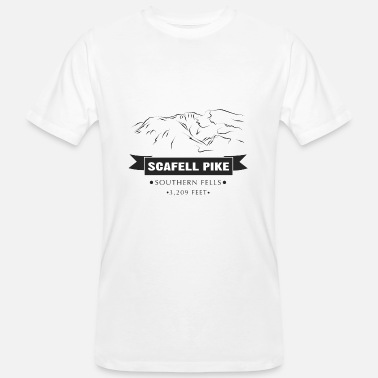 District Scafell Pike - Men's Organic T-Shirt