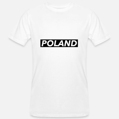 poland - Men's Organic T-Shirt