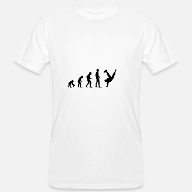 Breakdancer breakdancer - Mannen Bio-T-shirt