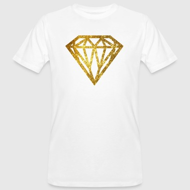 Cool Diamond Diamond - diamond - Men's Organic T-Shirt
