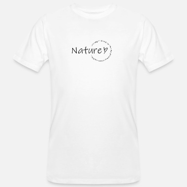 Super Natural Nature - Men's Organic T-Shirt