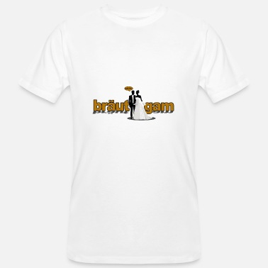 Bruidegom Game Over Bruidegom: Game Over - Mannen bio T-shirt