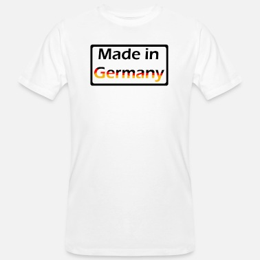Made In Germany Made in Germany - Männer Bio-T-Shirt