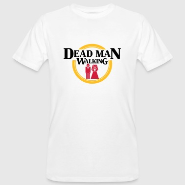 Dead Man Walking - Mannen Bio-T-shirt