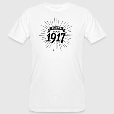 Great since 1917 - Men's Organic T-Shirt
