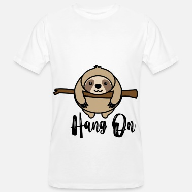 Hang Hang on - Männer Bio T-Shirt