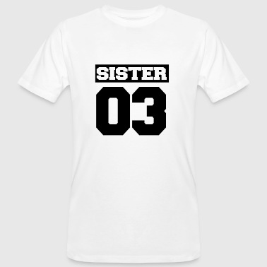 BROTHER - SISTER SHIRT - SIBLING SHIRT! - Men's Organic T-shirt