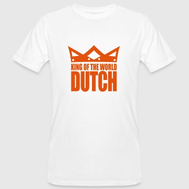 Dutch king of the world II - Men's Organic T-shirt