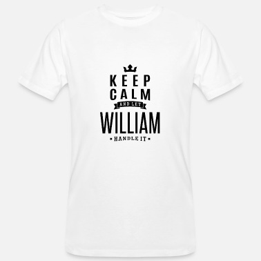 Williams William - T-shirt bio Homme