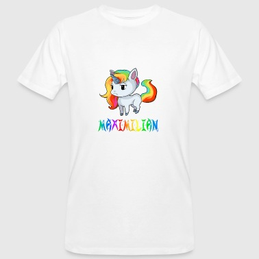 Unicorn Maximilian - Men's Organic T-Shirt
