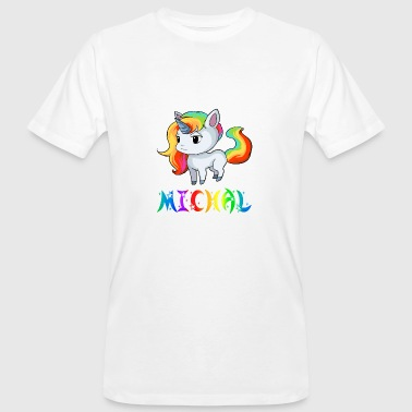 Michal Unicorn Michal - T-shirt bio Homme