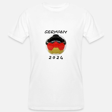 2024 Germany 2024 - Men's Organic T-Shirt