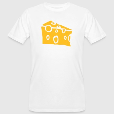 cheese - Mannen Bio-T-shirt