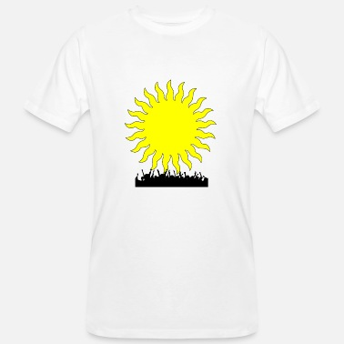 Drunk Dj sun dj - Men's Organic T-Shirt