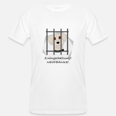 Kennel Kennel? NO THANKS! - Men's Organic T-Shirt