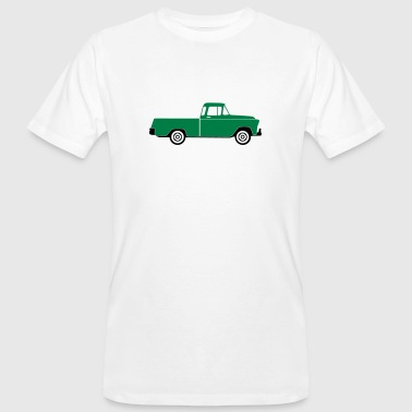 Pick-up Truck - Men's Organic T-Shirt