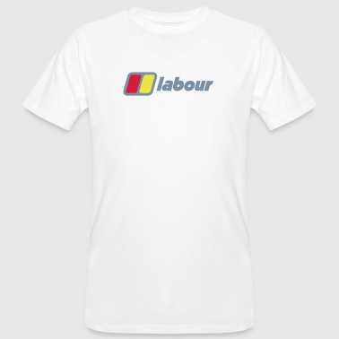 Labour - Men's Organic T-Shirt