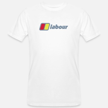 Labour Labour - Men's Organic T-Shirt