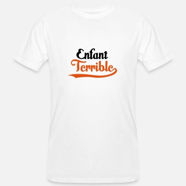Enfant Terrible Enfant Terrible - Bürgerschreck - T-shirt bio Homme
