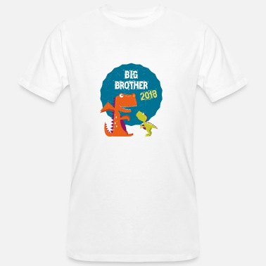 Big Brother Big Brother Sibling Brother 2018 T-Shirt - Men's Organic T-Shirt