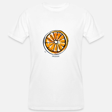 Fruité Fruit de fruit orange Fruit - T-shirt bio Homme