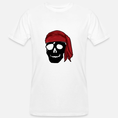 Buccaneers Pirate buccaneer gift - Men's Organic T-Shirt