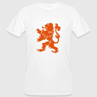 Dutch Football Dutch Lion - Men's Organic T-Shirt