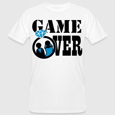 Game Over - Camiseta ecológica hombre