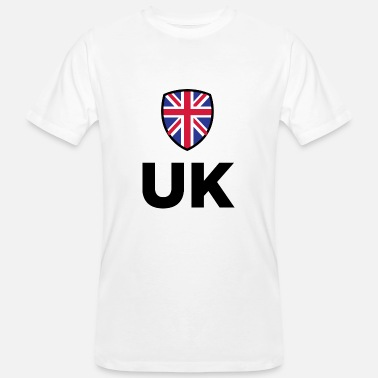United Nations National Flag Of The United Kingdom - Men's Organic T-Shirt