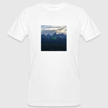 I miss the Old Kanye ye Cover West Design Geschenk - Männer Bio-T-Shirt