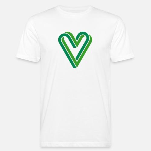 ... ilusión óptica - Camiseta orgánica. ¿Quieres personalizar el diseño  dc4cd292de7d3