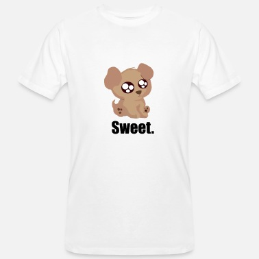 Sweet Dog Sweet Dog, sweet dog - Men's Organic T-Shirt