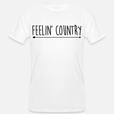 Country Will Country - Men's Organic T-Shirt