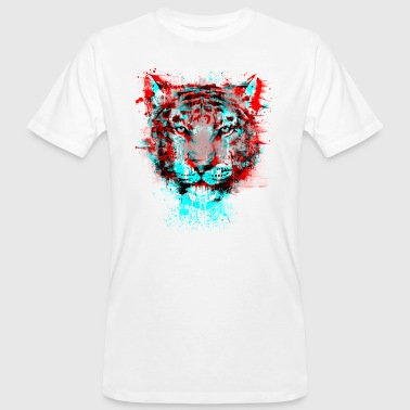 Trippy Mushin Ire Channel Remix - Mannen Bio-T-shirt