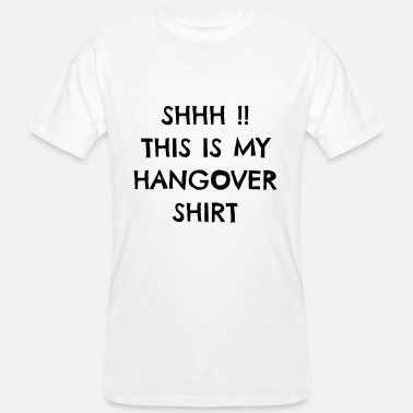 Phil Collins Hangover Shirt - Men's Organic T-Shirt