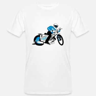 Elite League speedway - Men's Organic T-Shirt